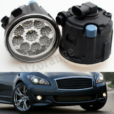 Bemper Fog Light For Infiniti EX35 G37 QX50 M37 NISSAN CUBE ROGUE JUKE Pair L/R
