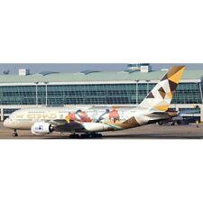 JCWINGS JC2431 1/200 ETIHAD AIRWAYS A380 (CHOOSE SOUTH KOREA) REG:A6-APG W/STAND