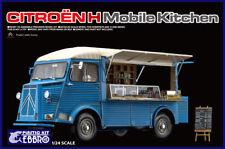 EBBRO 1/24 Citroen H mobile kitchen #25008