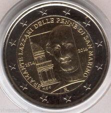 San Marin 2014 Porte-documents officiel 2 Euros Donato Bramante Nº 12
