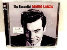 THE ESSENTIAL  MARIO LANZA  -  2 CD 2007  NUOVO E SIGILLATO