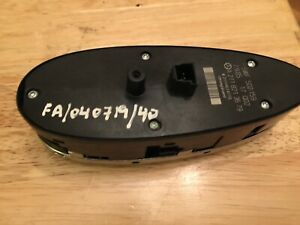 MERCEDES E CLS CLASS W211 W219 DRIVERS RIGHT WINDOW SWITCH A2118213679 @204