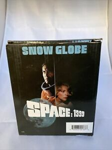 Brand-New Shout! Factory Space:1999 Limited Edition Snow Globe. B2MR