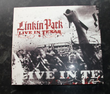 LINKIN PARK Live In Texas CD/DVD BRAND NEW NTSC Region All
