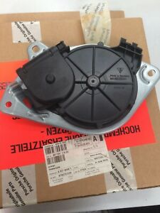 Porsche 987 Boxster Left Side Roof Gearbox - NEW