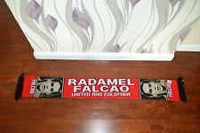 Manchester United Radamel Falcao FOOTBALL CALCIO SCIARPA BUFANDA SCIARPA Colombia