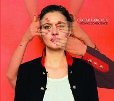 CECILE HERCULE - BONNE CONSCIENCE (CD NEUF)
