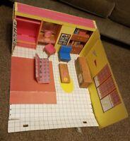 Vintage 1960's Barbie's Dream House Mattel USA 1962