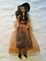 Disney Belle Halloween Style Barbie Doll Beauty and the Beast Belle Doll