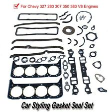 1 Kit Replaceable Auto Accessories Gasket Seal Set For Chevy 350 383 V8 Engines