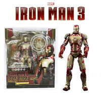 S.H.Figuarts Avengers Iron Man 3 Mark MK-42 Collection SHF Action Figures KO Toy