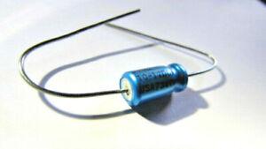 10uF 12V Sprague 500D USA Axial Capacitor 10uF 12DC 10uF 12Vdc (Qty:1pc) USA NOS