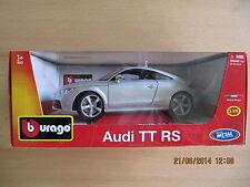 Audi TT RS Siehe Bilder 1:18