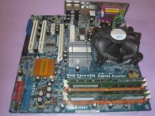 ASROCK CONROE 945G-DVI CORE 2 DUO 6300 4GB DDR2 VGA ONBOARD+PCI-E TESTATA 775