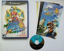 Super Mario Sunshine - Complete - Nintendo Gamecube