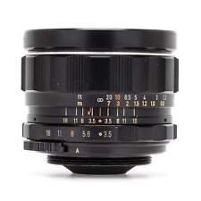 Pentax 28mm f3.5 Super-Takumar M42 Lens