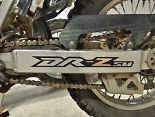 DRZ 400sm Swingarm decals stickers Gold Fits Suzuki DRZ400 DRZ400SM