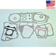 Long Case 13 pieces GY6 150 cc Gasket Set Scooter Moped Go Kart  Quad complete