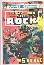 OUR ARMY AT WAR#287 FN/VF 1975 DC BRONZE AGE COMICS
