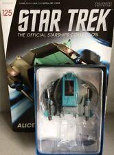 Star TREK OFFICIAL Starships Magazine #125 Alice shuttlecraft ship VOYAGER Engl.