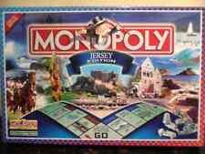 Jersey Edition Monopoly U.K. - VERY RARE