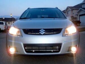 2006-2014 Suzuki SX4 Xenon Fog Lamps Driving Lights Kit Foglamps Foglights