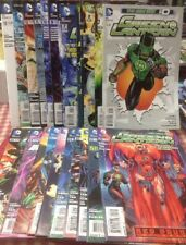 Green Lantern Dc New Lot 0,1,2 4 6 - 14 23 - 52 Annual 3 4 Futures End Variants