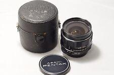 Asahi Pentax Super-Multi-Coated Takumar 28mm F3.5 [6800321]