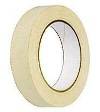 6 x masking tape rolls 24mm x 50M