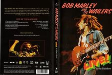 BOB MARLEY and THE WAILERS - Live at the Rainbow 1977 - 1 DVD