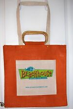 Brand New Tote/Beach/Souvenir Bag~The Beach House Anna Maria Island, Florida.