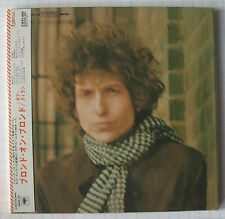 Bob Dylan-bionda on bionda JAPAN MINI LP CD OBI NUOVO mhcp - 373