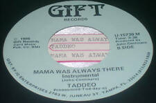 45 Taddeo on Gift Mama Was Always There