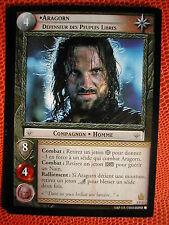 Aragorn card card lotr sda lord of the rings lord of the rings tcg tcc