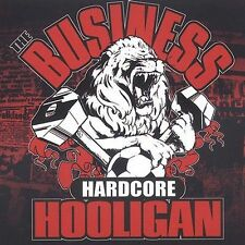 Hardcore Hooligan by The Business (CD, Jul-2005, BYO Records)