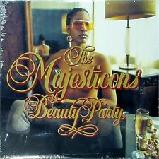 THE MAJESTICONS 'BEAUTY PARTY' UK DOUBLE LP SEALED BRAND NEW DISTRIBUTOR STOCK