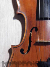 Buena vieja 3/4 violín violín violon violin small fiddle Germany ~ 1920