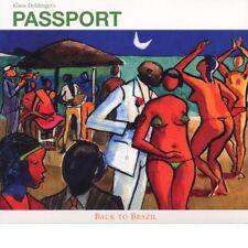 KLAUS DOLDINGER & PASSPORT - BACK TO BRAZIL  CD  12 TRACKS POP SMOOTH JAZZ  NEU