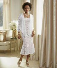 sz 14 Maria Lace Jacket dress by Ashro new