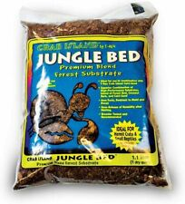 T-Rex Hermit Crab Substrate - Jungle Bed Premium Blend Forest Substrate