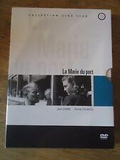 DVD * LA MARIE DU PORT * 1949 JEAN GABIN COURCEL CARNE 3700173204331