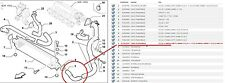51792357 MANICOTTO INTERCOOLER COLLETTORE ASPIRAZIONE LANCIA DELTA 1.6 MJ