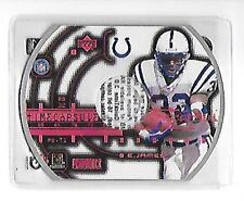 EDGERRIN JAMES 1999 POWERDECK TIMECAPSULE #PD-T1 COLTS FREE COMBINED S/H