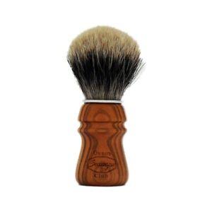 Semogue Owners Club Finest Badger Cherry Wood Shaving Brush - Semogue Dealer