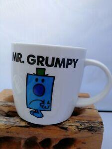 Mr Grumpy Mug Mr Men Tea Coffee Serving Tableware 2016
