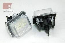 MERCEDES C class W204 Saloon License Licence Number Plate LED Lamp Light