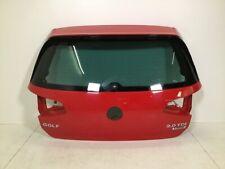 Rot LY3D Heckklappe / Heckdeckel VW Golf VII (5G1, BQ1, BE1, BE2) 2.0 TDI 110