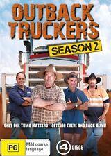 Outback Truckers: Series 2 * NEW DVD * (Region 4 Australia)