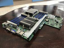 SUPERMICRO CRYPTO MINING MOTHERBOARD H8DGU-F 2x AMD Opteron 6168 12 Core