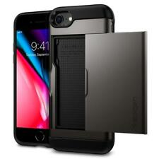 Express iPhone 8 Case Spigen Slim Armor CS Cover for Apple Gunmetal